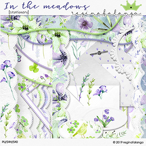 IN THE MEADOWS STATIONERY