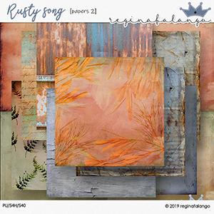 RUSTY SONG PAPERS 2