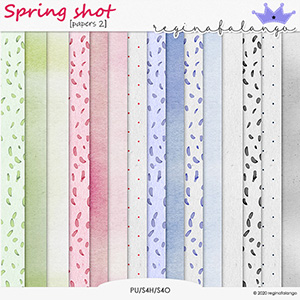 SPRING SHOT PAPERS 2