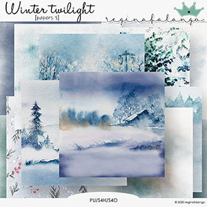 WINTER TWILIGHT PAPERS 1