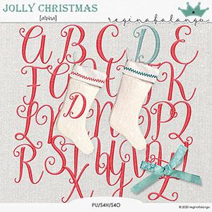 JOLLY CHRISTMAS ALPHA