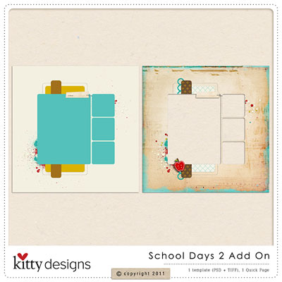School Days 2 Add On {Free}