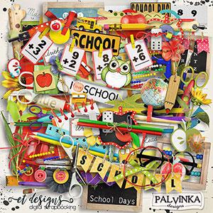 School Days Kit
