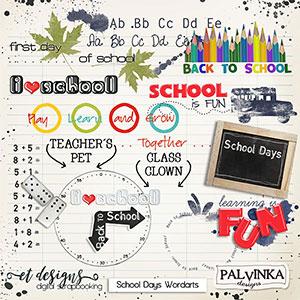 School Days WA