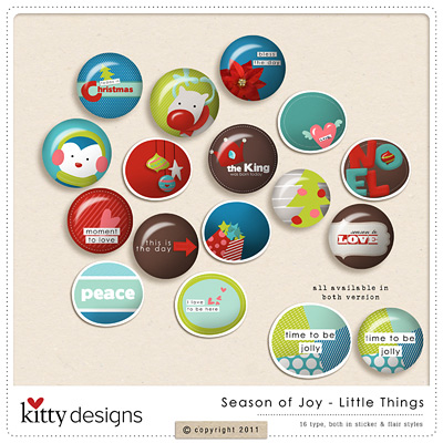 Season of Joy {Little Things}