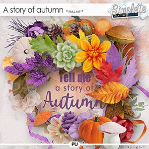 A Story of Autumn (full kit)