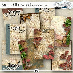 Around the World (cards)