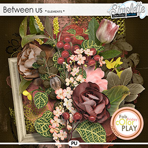 Between Us (elements) by Simplette | Oscraps