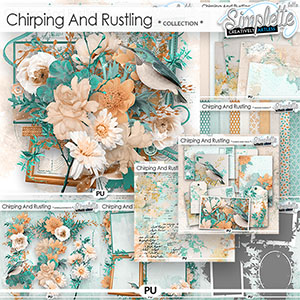 Chirping and Rustling (collection) by Simplette