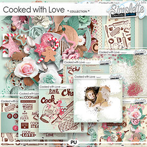 Cooked with Love (collection) by Simplette