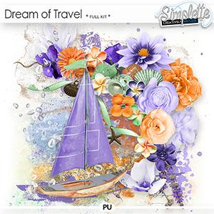 Dream of Travel (full kit)