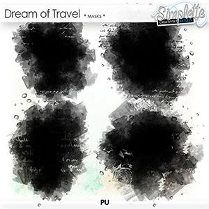 Dream of Travel (masks)