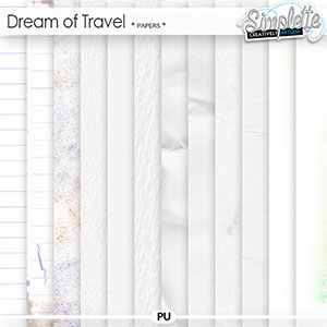 Dream of Travel (papers)