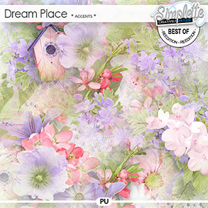 Dream Place (accents) by Simplette