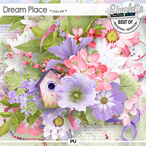 Dream Place (full kit) by Simplette