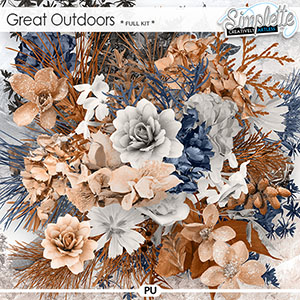 Great Outdoors (full kit) by Simplette