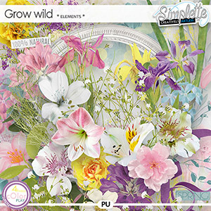 Grow wild (elements) by Simplette