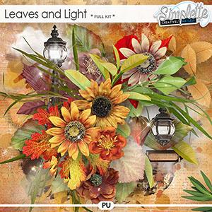 Leaves and Light (full kit)