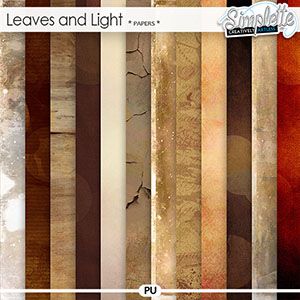 Leaves and Light (papers)