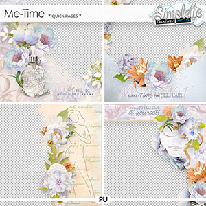 Me-Time (quick pages)
