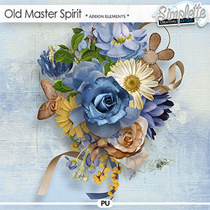 Old Master Spirit (addon elements)