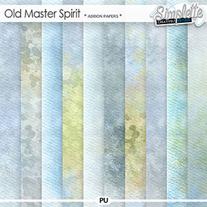 Old Master Spirit (addon papers)