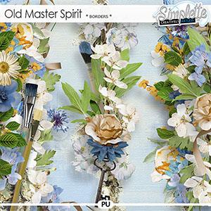 Old Master Spirit (borders)