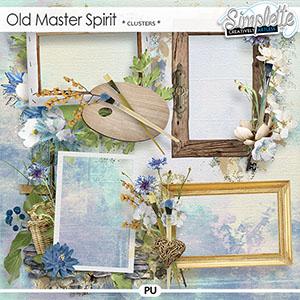 Old Master Spirit (clusters)