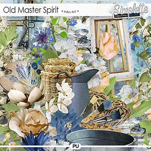 Old Master Spirit (full kit)