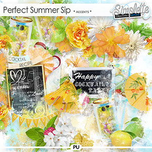 Perfect Summer Sip (accents)