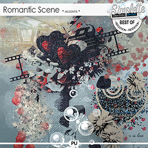 Romantic Scene (accents) by Simplette