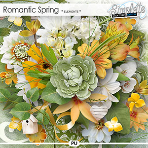 Romantic Spring (elements)