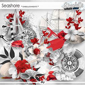 Seashore (embellishments)