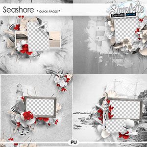 Seashore (quick pages)