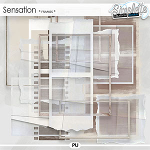 Sensation (frames) by Simplette