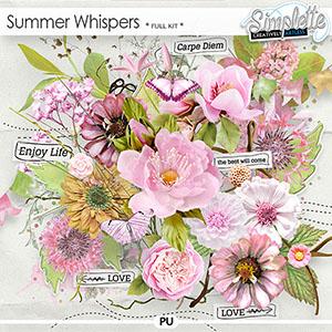 Summer Whispers (full kit)