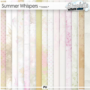 Summer Whispers (papers)