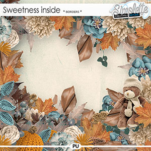 Sweetness inside (borders)