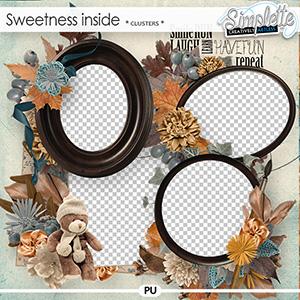 Sweetness inside (clusters)