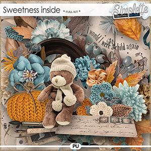 Sweetness inside (full kit)