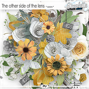 The other side of the lens (addon) by Simplette