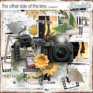 The other side of the lens (elements) by Simplette