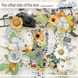 The other side of the lens (embellishments) by Simplette