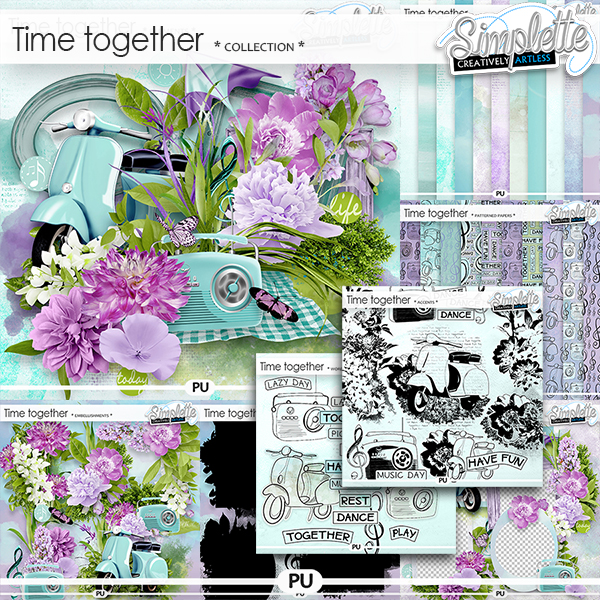 Time Together (collection) by Simplette