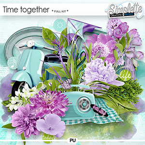 Time Together (full kit) by Simplette