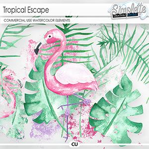Tropical Escape (CU elements)
