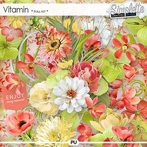 Vitamin (full kit)