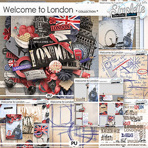 Welcome to London (collection)