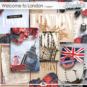 Welcome to London (cards)