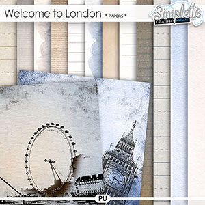 Welcome to London (papers)